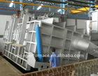 20 tons titling type Aluminum Melting Furnace