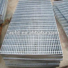 Plain bar hot dip galvanized steel grating weight from Anping