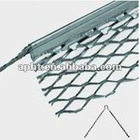 Stainless steel perforated protective corner guard (manufacturer)