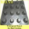 waterproof board for roof garden