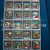 super shiny crystal flat back sew on glass beads