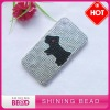 Iphone 4G Crystal Mobile Phone Cover
