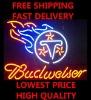 Neon Art Budweiser