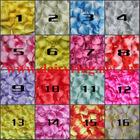party decoration artificial wedding rose petal 40 colors available