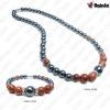 2012 Hot Sell Attractive Elegant Jewelry Wholesale Hematite Necklace Set