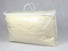 guangzhou non woven/PVC plastic bedding bags