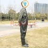 PVC chest fishing wader -003-6