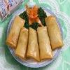 Frozen vegetable samosa