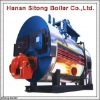 Automatic Oil/Gas Fired Boiler