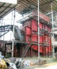 Waste gasification power plant