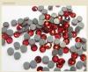 Machine cut hot fix stone,china best quality hot fix stone, hot fix mc stone