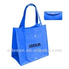 shopping non-woven garment bag