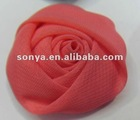 solid color chiffon rose flower