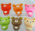funy silicone Cell phone holder