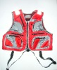 150N Inflatable fishing / life saving vest