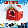 lilytoys outdoor inflatable christmas decoration house