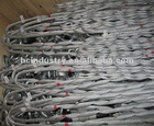 Guy Wire Tension for Insulated Conductor