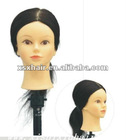 Top Sale! 100% Human Hair Training Doll Head