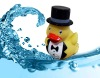 Bath or floating PVC duck toy