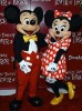 Minnie and Mickey Mouse party dress