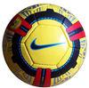 Size5 PU hand sewn football, yellow
