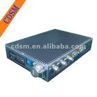 Digital Wireless COFDM av transmitter and receiver