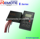 built in LED driver with time and light control function water proof solar controller