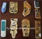 Fan remote control board