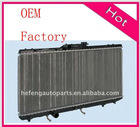 (OE:16400-15511)OEM Factory sale car Radiator for TOYOTA cars parts