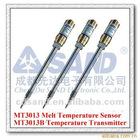 Pt100 pipe temperature sensor