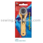 yellow high quality useful Rotary Cutter(No15603)