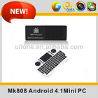 MK808 Android Mini PC TV Stick Dual Core