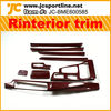 F10 carbon interior trim auto trim for BMW