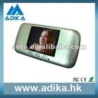 Digital Peephole Viewer with Doorbell Function ADK-T111