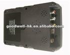 Built in Li-Ion battery 13/18V 22KHz led display 3.5 inch digital finder meter satellite(GW-968G)