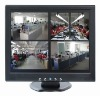 CCTV Monitor ,security monitor, security system, cctv system