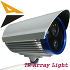1/3 sony CCD Waterproof IR Array CCTV Camera