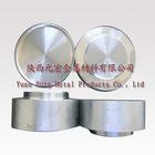 Pure titanium round targets