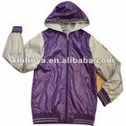Newest mens nylon coat shinny sport wear