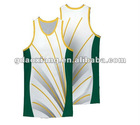 sublimation fashion high qualtiy custom with OEM 2012 vest