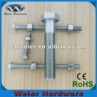 Fastener bolts nuts