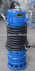 explosion-proof submersible electric pump for coal mine using