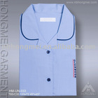 girl's school uniform blouse