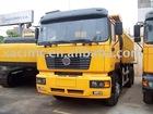 delong F2000 6*4 tipper/dumper truck