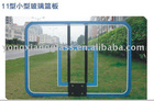 Children tempered glass basketball backboard