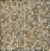 natural nacre mosaic