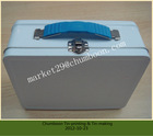 handle metal tin box for tool