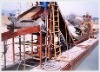 Drilling sand pumping suction dredger