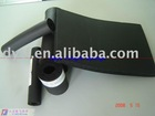 rubber and plastic heated pipe