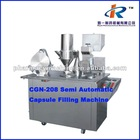 CGN-208 Semi Automatic Capsule Filling Machine